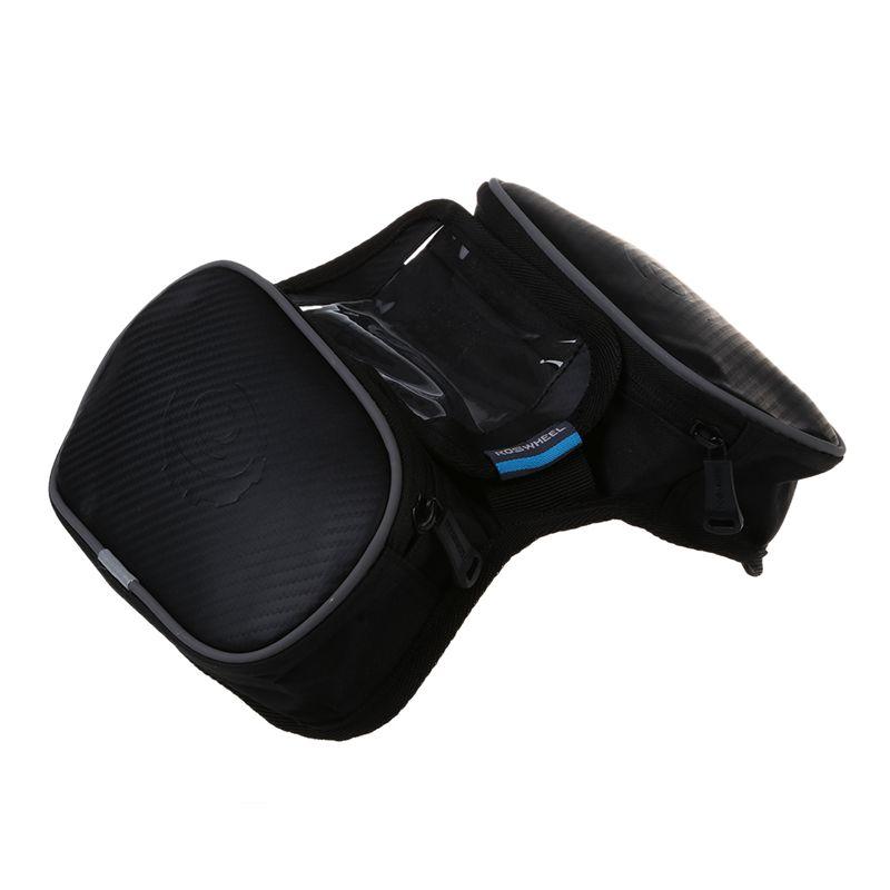 ROSWHEEL-Bolsa-de-deporte-al-aire-libre-montaje-en-superior-frontal-de-bici-N5K3