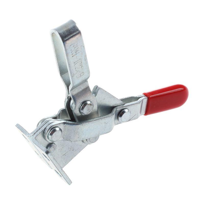 Kniehebelspanner Schnellspanner Horizontal Haltekraft Werkzeug 100kg 220LBS 102B