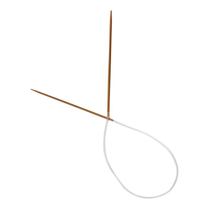 18-pares-16-pulgada-40-cm-Conjunto-de-agujas-juego-de-punto-de-bambu-carboniza