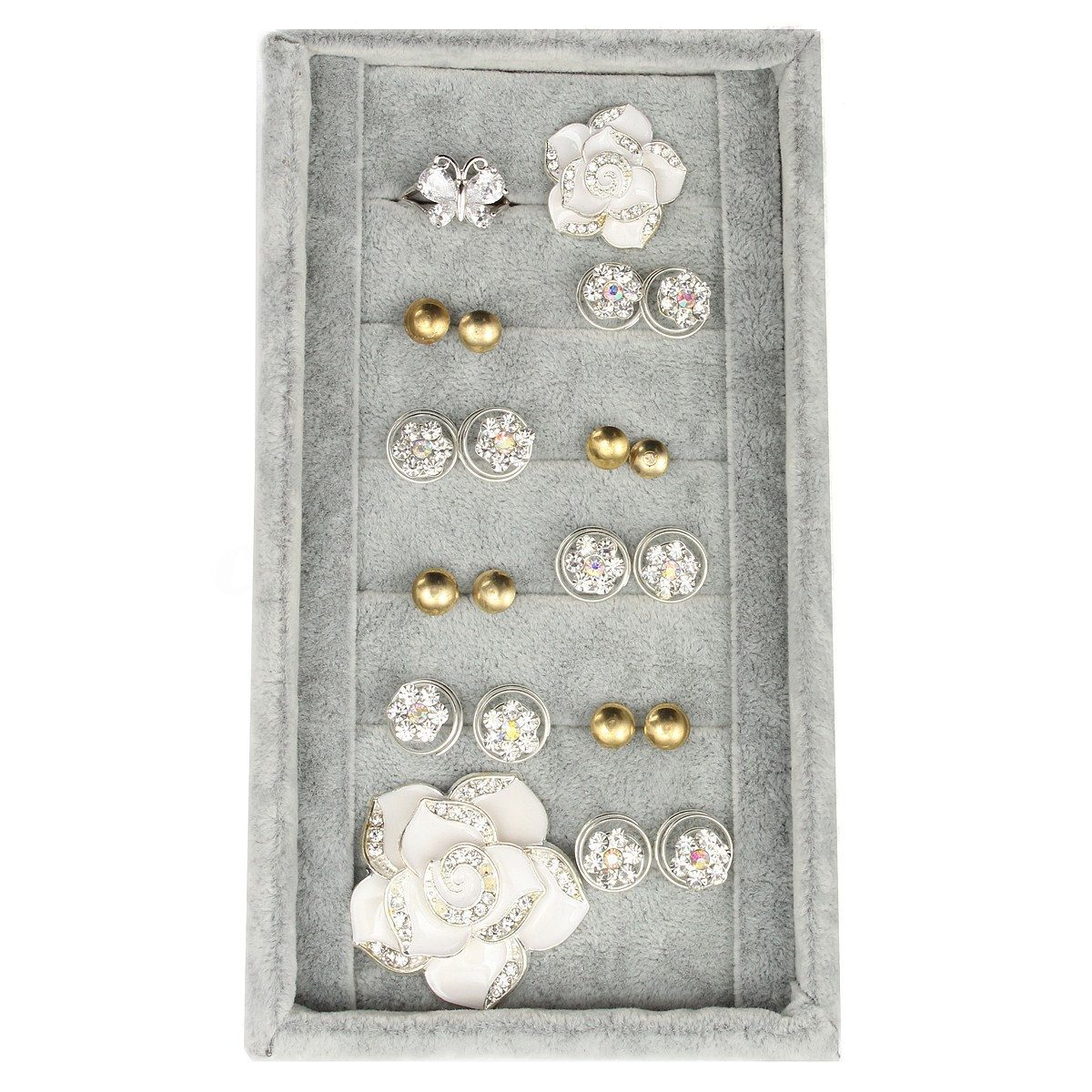 Velvet-Ring-Jewellery-Display-Storage-Shop-Case-Stand-Earring-Box-Organiser-F5N2