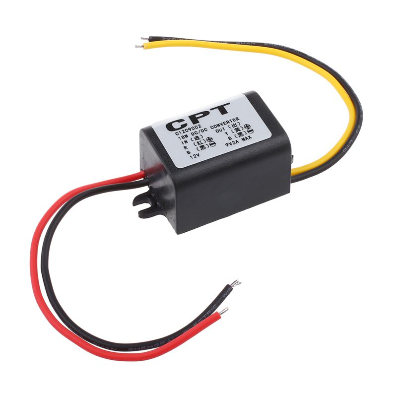 12V to 9V DC-DC Buck Converter Step Down Module Power Supply Voltage Regul H7B5