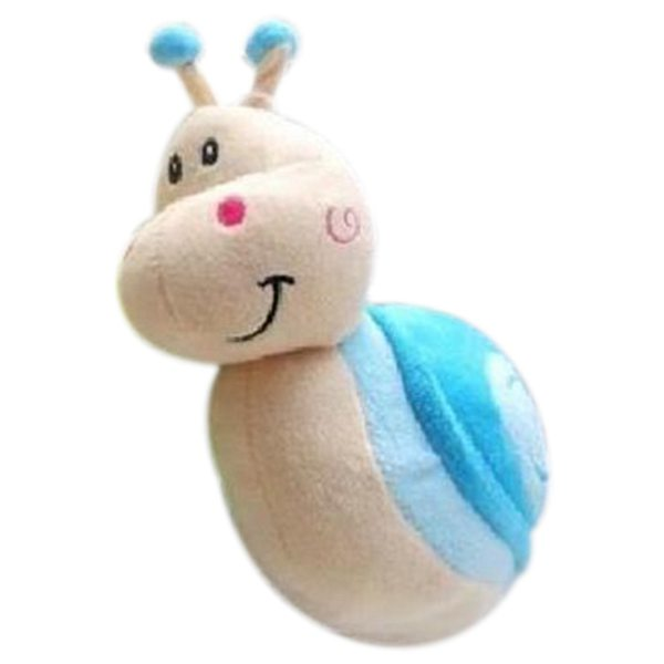 20X(Soft Toy Snail doll Toy Small Plush Doll Small Snail Small Wedding Dol O9V5)