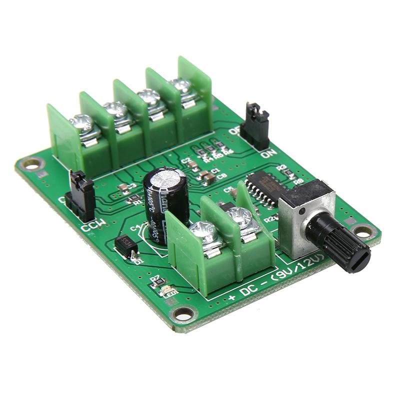 5v 12v dc brushless motor driver board controller for 3 4 wires hard image is loading 5v 12v dc brushless motor driver board controller