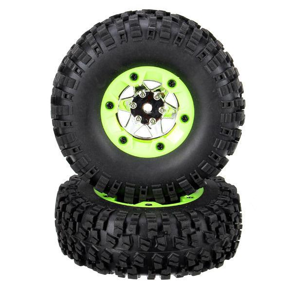 For Wltoys 12428//12423 1//12 RC Car Spare Parts 2PCS Left Wheels 0070 R3C2