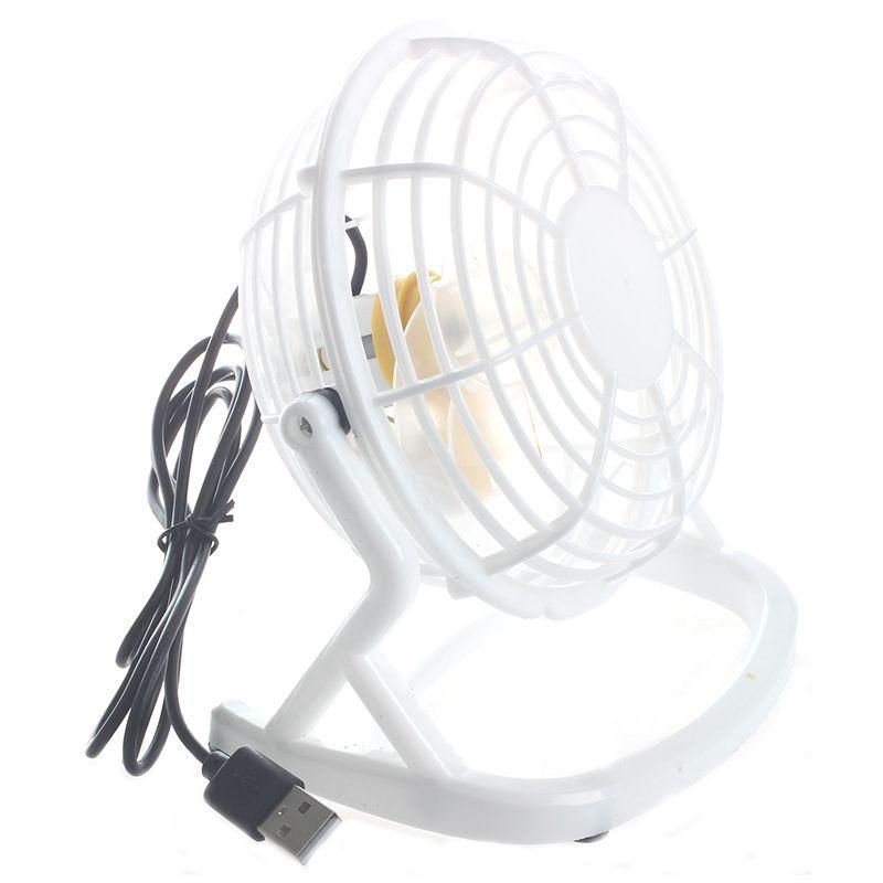 1X Mini ventilateur USB portable bureau Ordinateur pc portable silencieux C 8E7