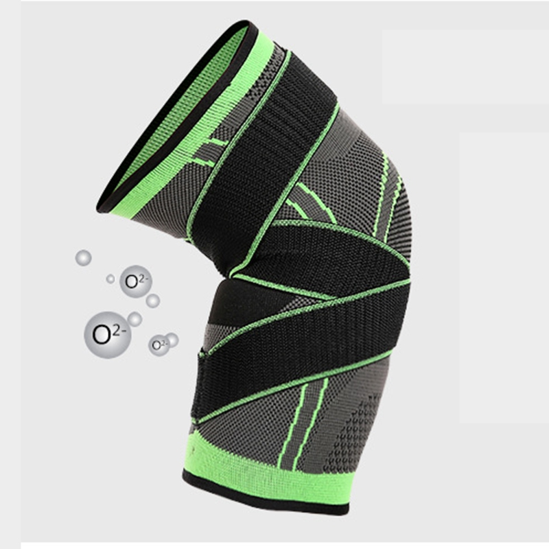 3D weaving pressurization knee brace hiking cycling knee Support Protector A3H7