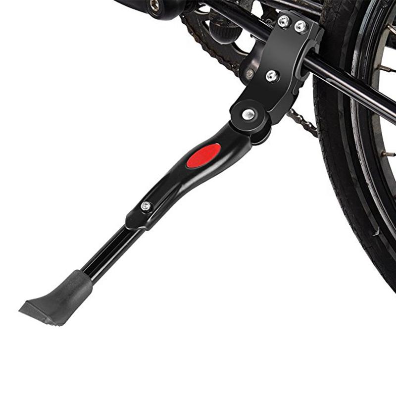 Bequille en alliage d/'aluminium reglable pour piece de cyclisme de velo VTT I6B4