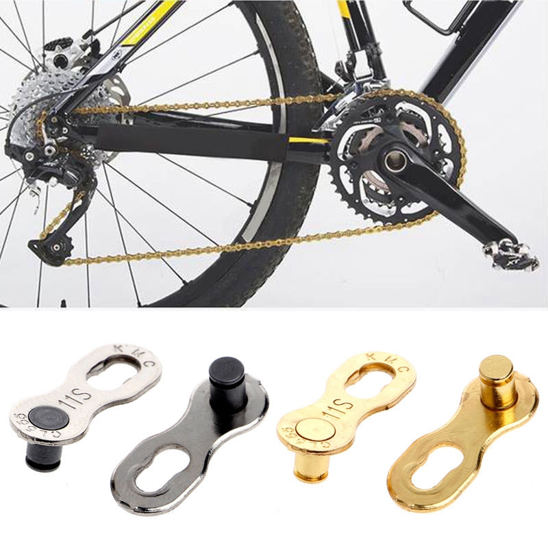 1Pair//2Pcs Portable Bicycle Chain Master Link Joint Connector 11S Speed Qui Y5L7