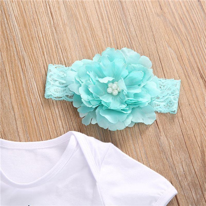 Mikrdoo Summer Baby Girls Dreamcatcher Romper Lace Tutu Skirt Party Tulle G4E4