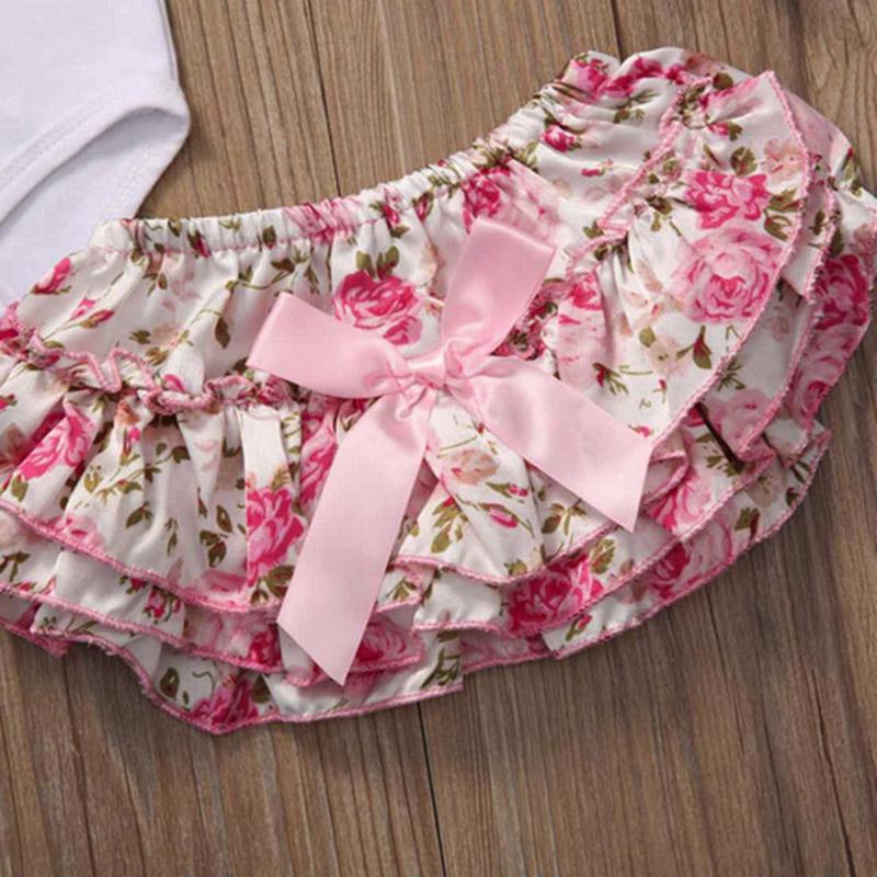 Mikrdoo Conjuntos ropa chica bebe infantil recien nacido 3pzs Daddy/'s PrinceQ6R4