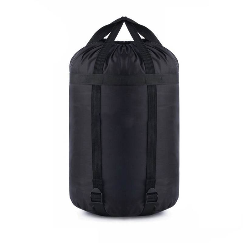 Nylon Compression Sacks Bag Sleeping bag Stuff Storage Compression Bag Sac J8S8)