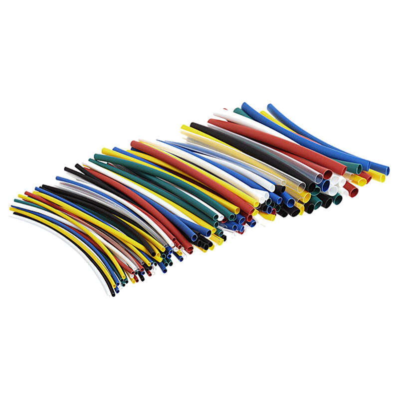 140x-Assorted-2-1-Heat-Shrink-Tubing-Sleeving-Wrap-Electrical-Wire-Cable-Kit-JV