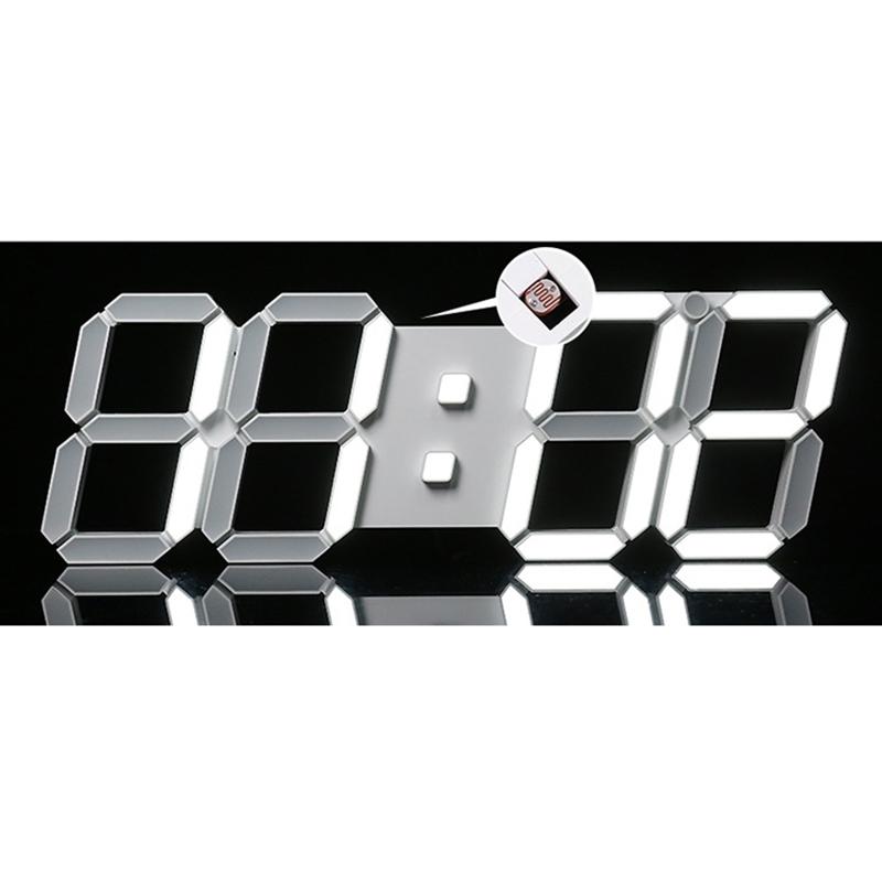 Large-Modern-Design-Digital-Led-Skeleton-Wall-Clock-Timer-24-12-3D-F9B6 thumbnail 9