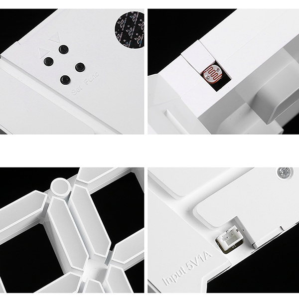 Large-Modern-Design-Digital-Led-Skeleton-Wall-Clock-Timer-24-12-3D-F9B6 thumbnail 10