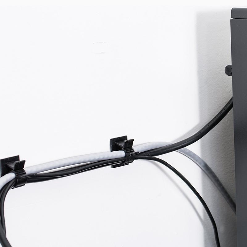 Ungewöhnlich Verstellbare Kabelklemmen Zeitgenössisch - Der ...