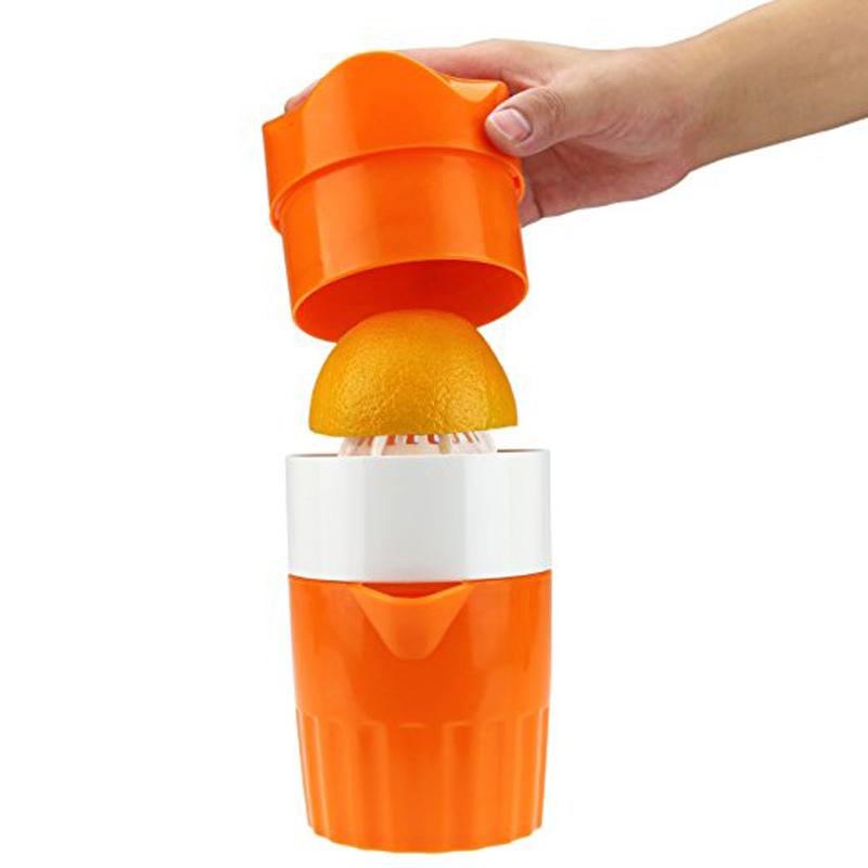 Ручная пресс-сока инструмент бытовой ручной сока сока бутылка мини-путешествия малые фруктовые вытягивающие машины вытягивающие руки пресс-чашка
