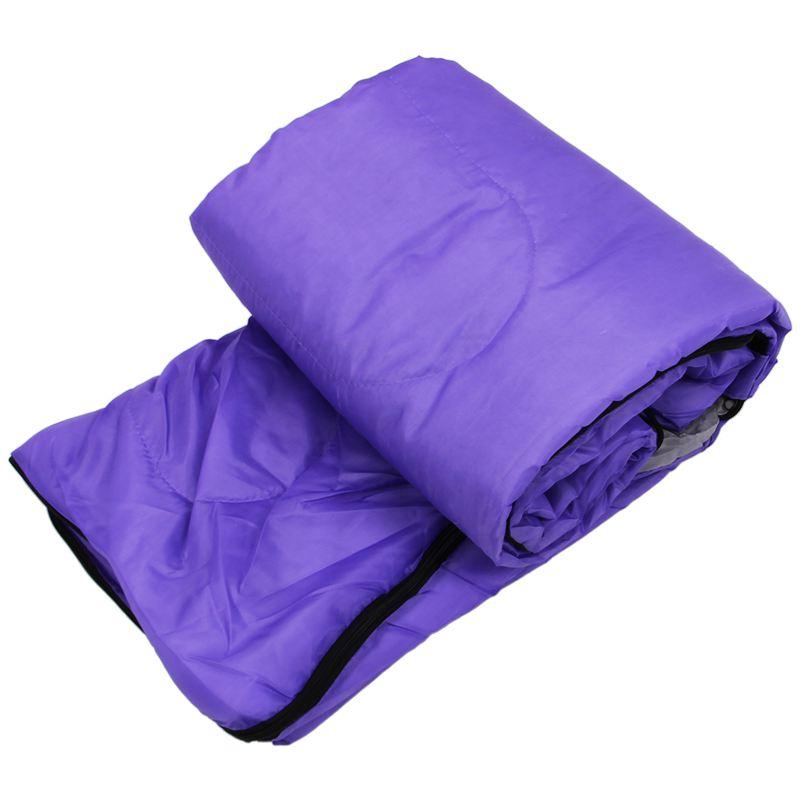 Adult Saco De Dormir De Un Solo Traje Impermeable Para Camping Funda De Dor Q4D7