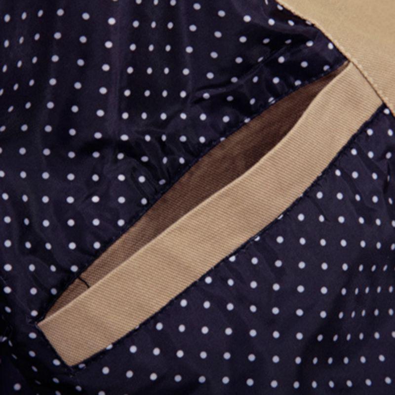 Hombres-Chaquetas-Primavera-Otono-los-hombres-Abrigos-masculinos-Moda-CasualA4C5 miniatura 10