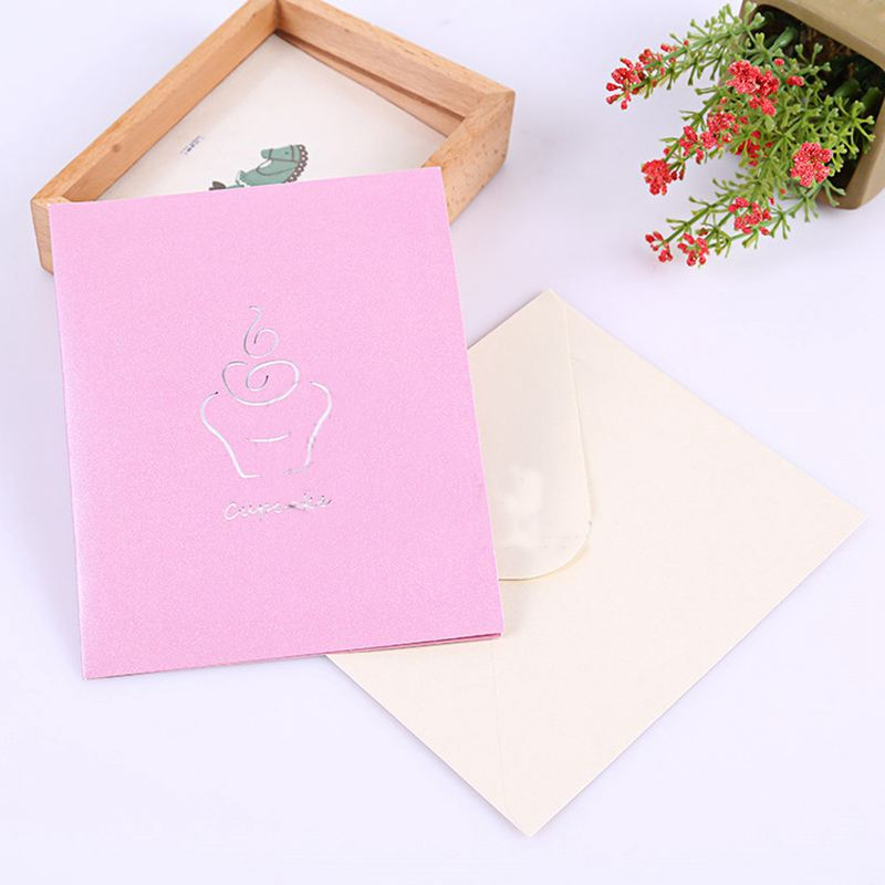 Pop Up Birthday Cards 2 Pack Valentines Day Cards With Envelopes