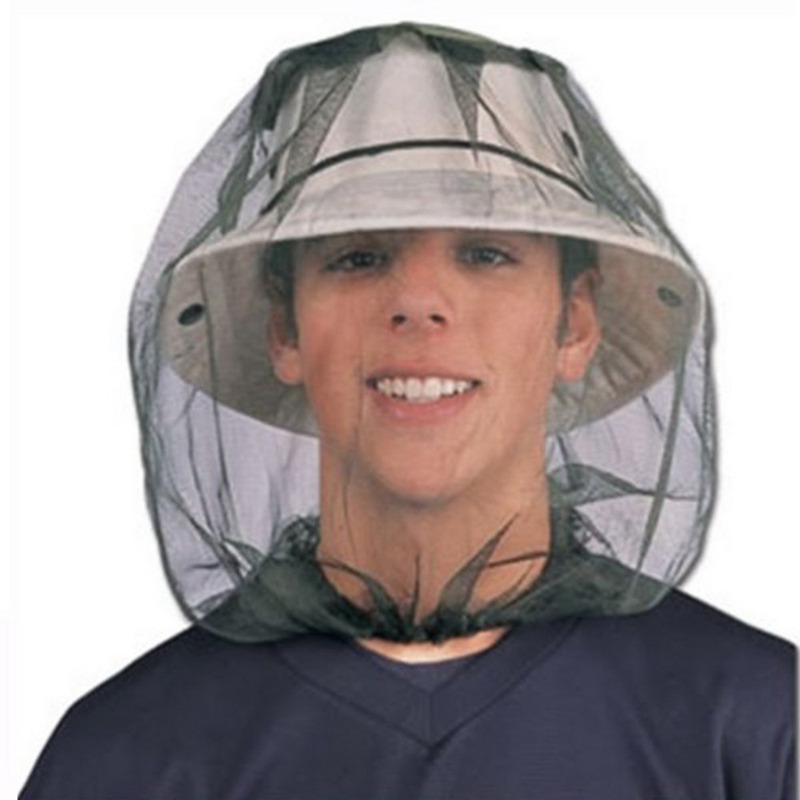 2X Mosquito Mask Mosquito Head Net Face /& Neck Protection - Outdoor Mosquit K4J7