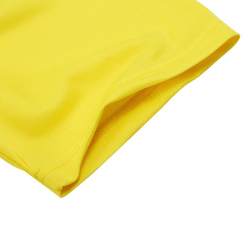 Ropaportiva-Copa-Mundial-Camiseta-futbol-Colombia-para-pareja-Camisa-manga-cM3R7 miniatura 7