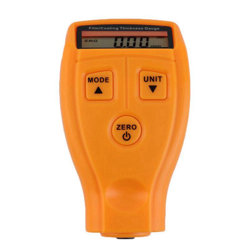 GM200 LCD Digital Autolack Schichtdicke Sonde Tester Messgeraet Meter Messw X1J9