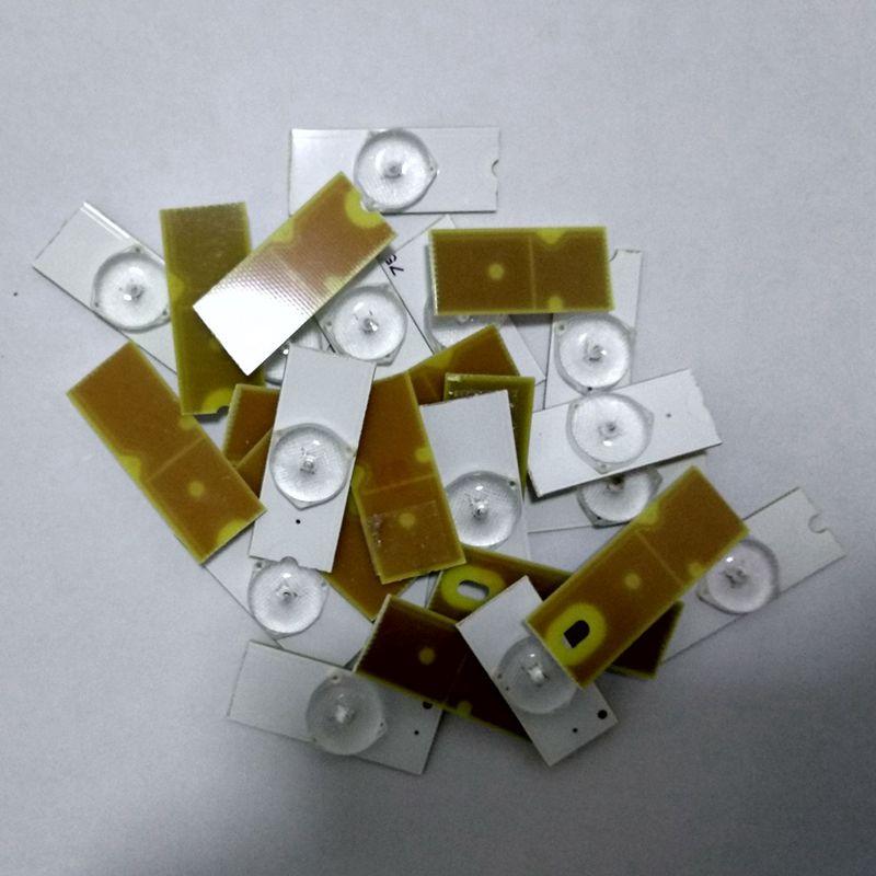 3V SMD Lampe Perlen mit optischer Linse Fliter fuer 32-65 Zoll LED TV Repar B1J5