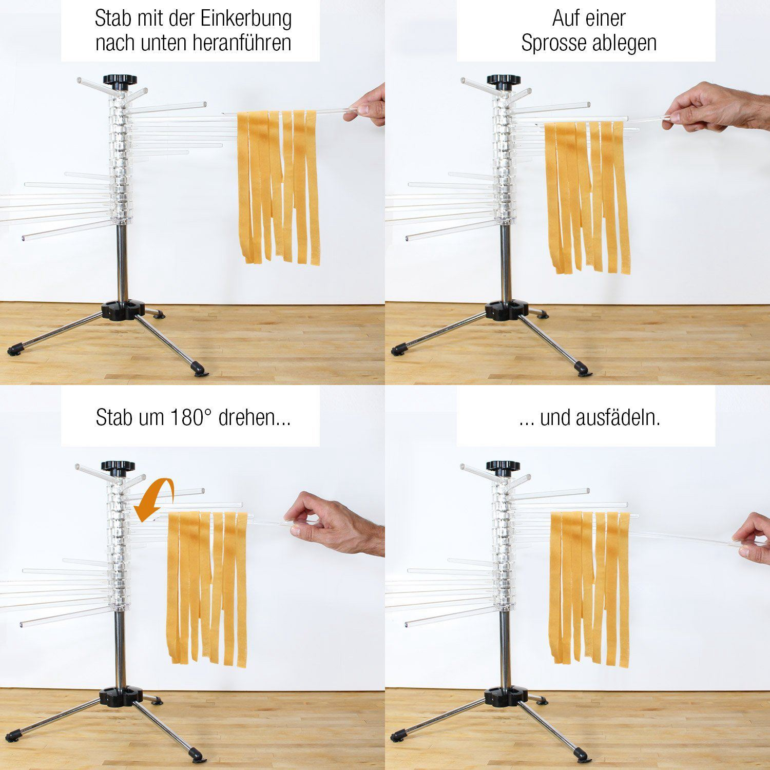 Kitchen-Accessories-Noodle-Spaghetti-Drying-Rack-Safe-Material-Pasta-Holder-Y7F6