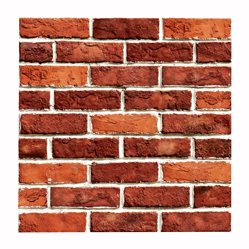 Image Is Loading Red Brick Wall Background Removable Mural Self