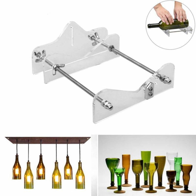 Glass Bottle Cutter Tool Professional For Bottles Cutting Glass