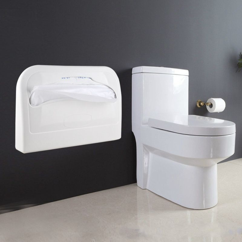 Wondrous Details About Abs Toilet Paper Holder Storage Box With Disposable Toilet Seat Cover White L2X7 Andrewgaddart Wooden Chair Designs For Living Room Andrewgaddartcom