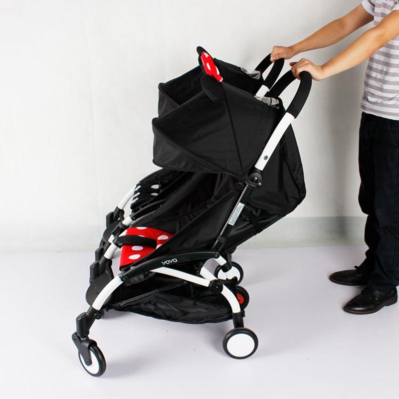 3pcs Coupler Bush insert into the strollers for babyzen yoyo baby yoya stro G8Z3