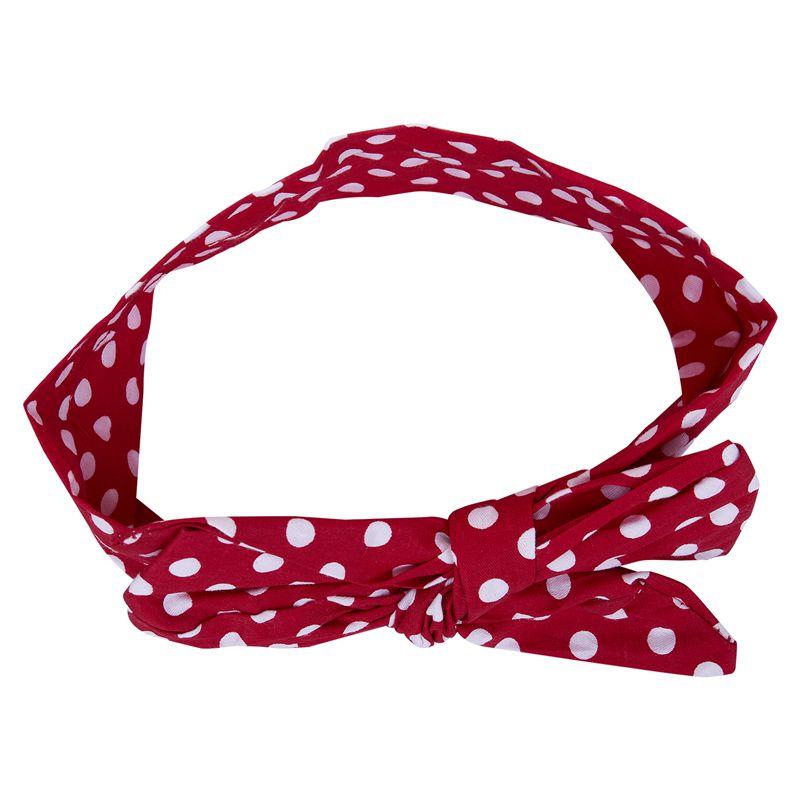 Kleinkind Baby Maedchen Polka Punkt Muster Schleife Kopfbedeckungen selbst  E1S6