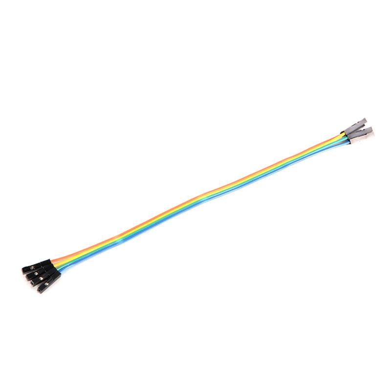 Aluminium Mini USB Emulator Downloader STM8 STM32 fuer STLink ST-Link V2 zu V5G7