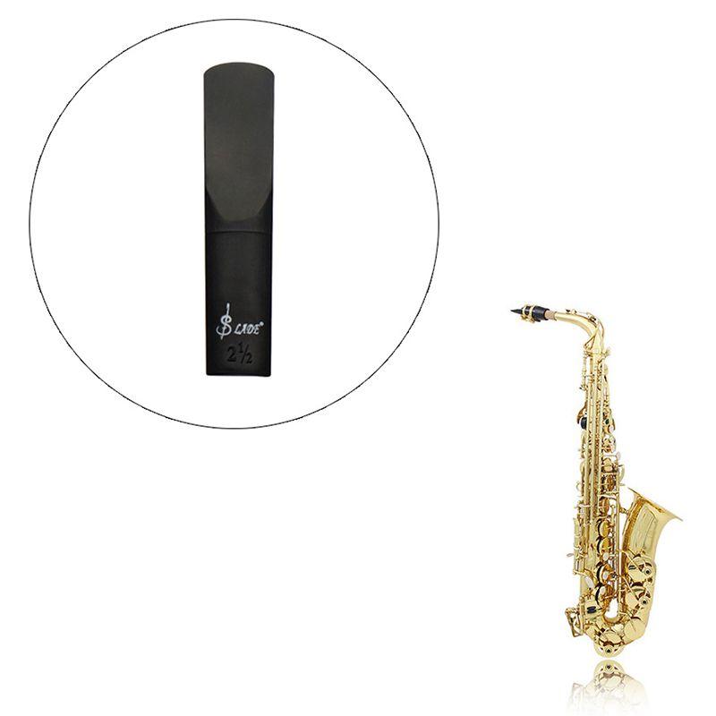 ABS Reed Staerke 2.5 fuer Alt Saxophon Sax Zubehoer G2I1