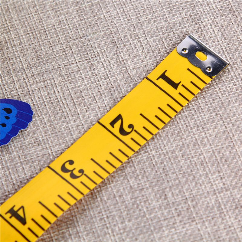 Soft 3Meter 300CM Sewing Tailor Tape Body Measuring Measure Ruler Dressmaki V5W1