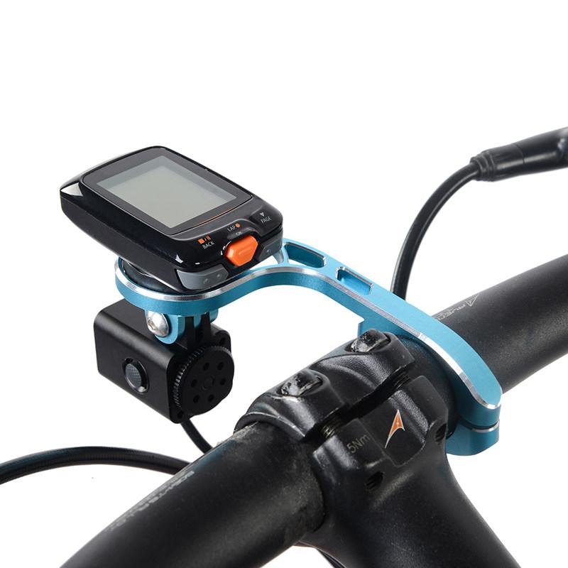 TrustFire Support multifonctionnel de bicyclette, Support de compteur de S4T6 1X