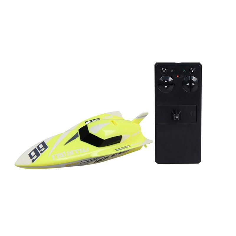 1X ShenQiWei 3312 Mt 2,4 Ghz Mini RC Boot Nano Fernbedienung Racing Boot WiK4C1