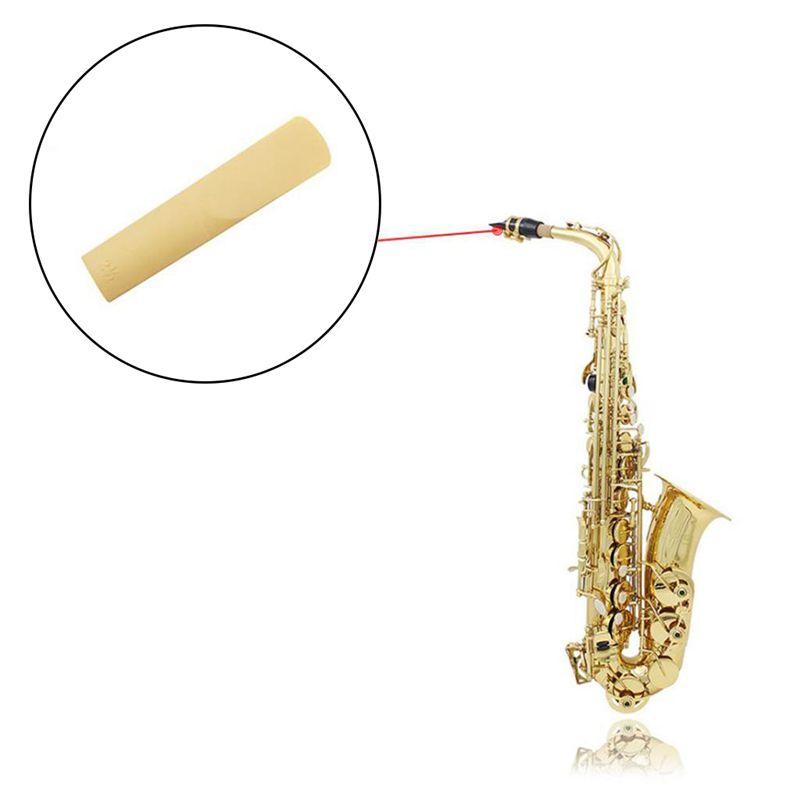 Professionelle Alt Saxophon Blaetter Saxophon Harz Blaetter Holzblasinstrum F2V4