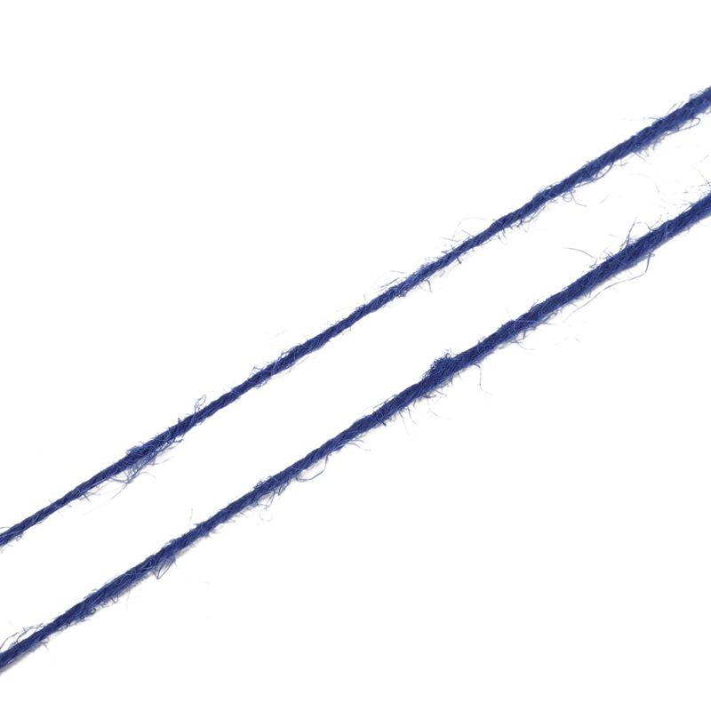 50m Cadena Cuerda de Yute Para Manualidades Scrapbooking Jardinería G7O6