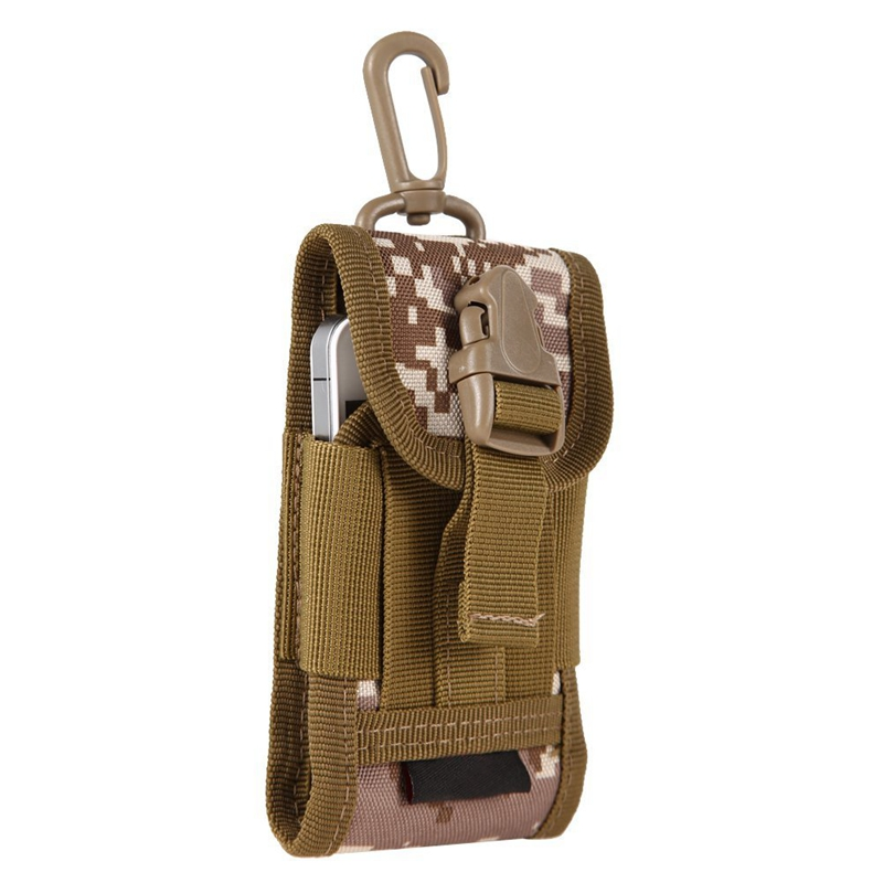 20X(Mens Outdoor Hunt Multifunctional Accessories Bag Sundries Bags Key Ce J1T8)