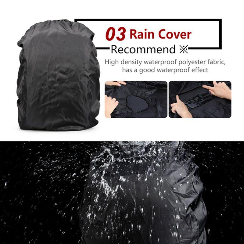 Multifuncional impermeable camara mochila portatil video caja DSLR bolso de  PB
