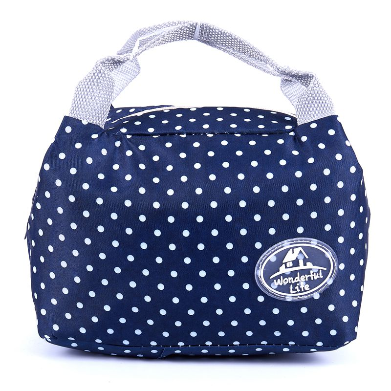 Dot-Portable-Lunch-Bag-Thermal-Insulated-Cold-keep-Food-Safe-warm-Lunch-bag-B2P4