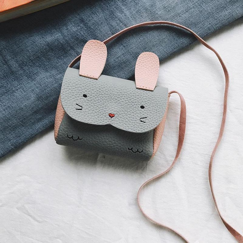 1X Mini Schultertasche Kinder Messenger Bag Bebe Maedchen Handtasche Schult X1Z8