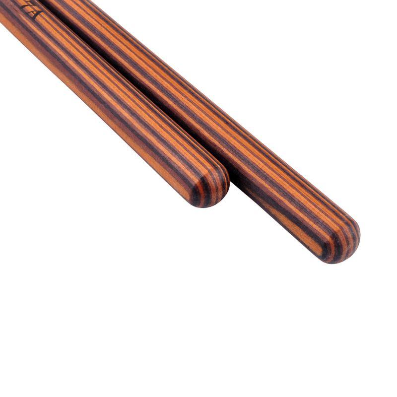 1X PUNK Professionelle Drumsticks Kanadische Hard Maple Drumsticks Musikins H3C6