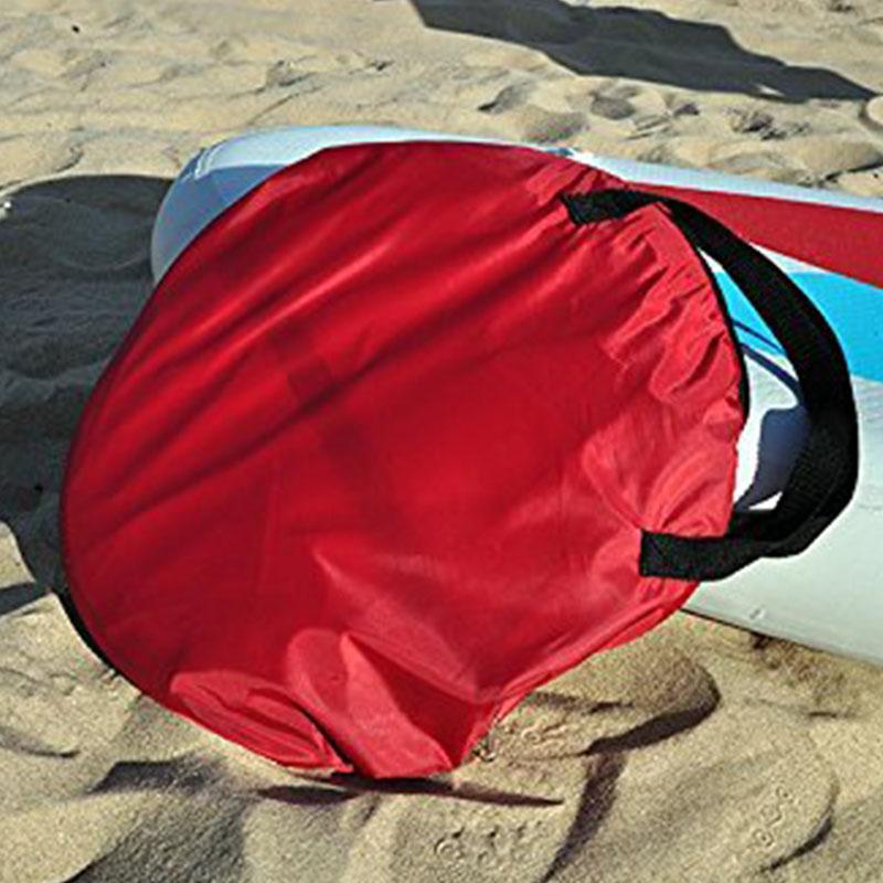42.5 Inch Folding Kayak Wind Spade Paddle Popup Paddle Board Downwind Rowin X7P7