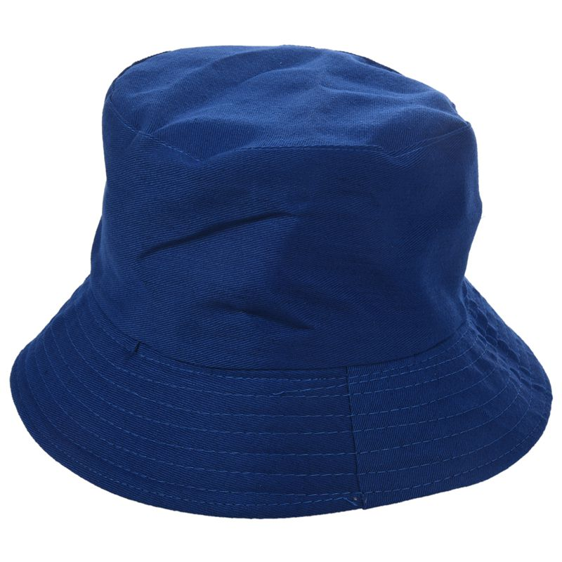 Unisex Adults Cotton Bucket Hat Summer Fishing Boonie Beach Festival Sun Ca J8D1