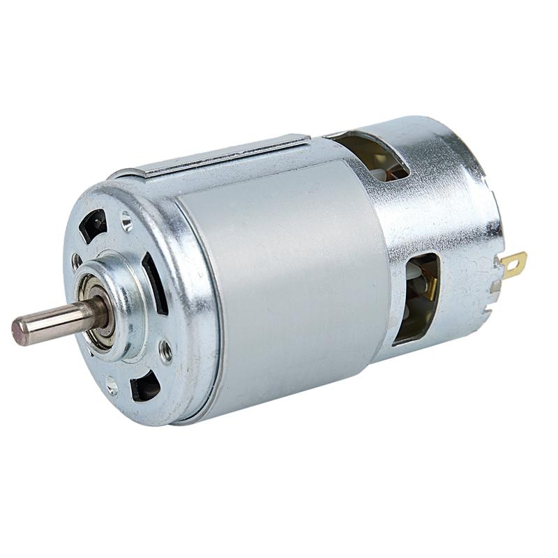 DC 12V 150W 13000 ~ 15000rpm Motor 775 de alta velocidad Torque Grande DC motor Electri Cq