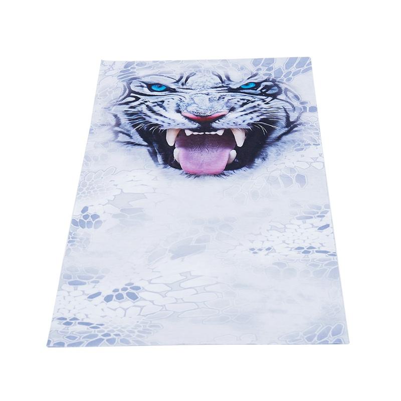 Sonstige Weisses Tiger-Masken im Freienreitende Halskette-magisches Tuch-Digital C1Z1 3X