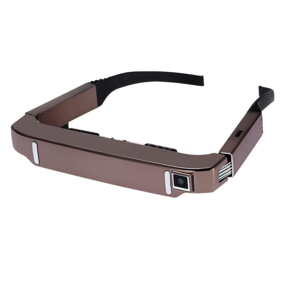 ซื้อ VISION-800 สมาร์ท Android WiFi แว่นตา 80 นิ้วหน้าจอกว้างแบบพกพา